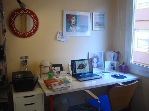 El meu escriptori